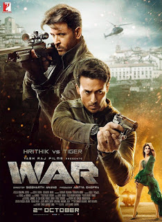 War 2019 Download 1080p WEBRip