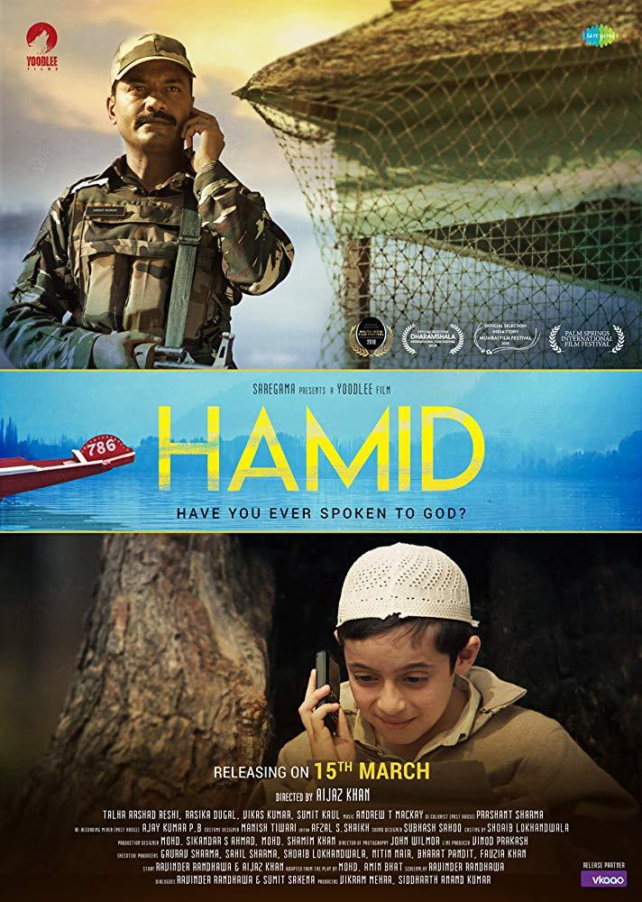 Sinopsis film Hamid (2018)