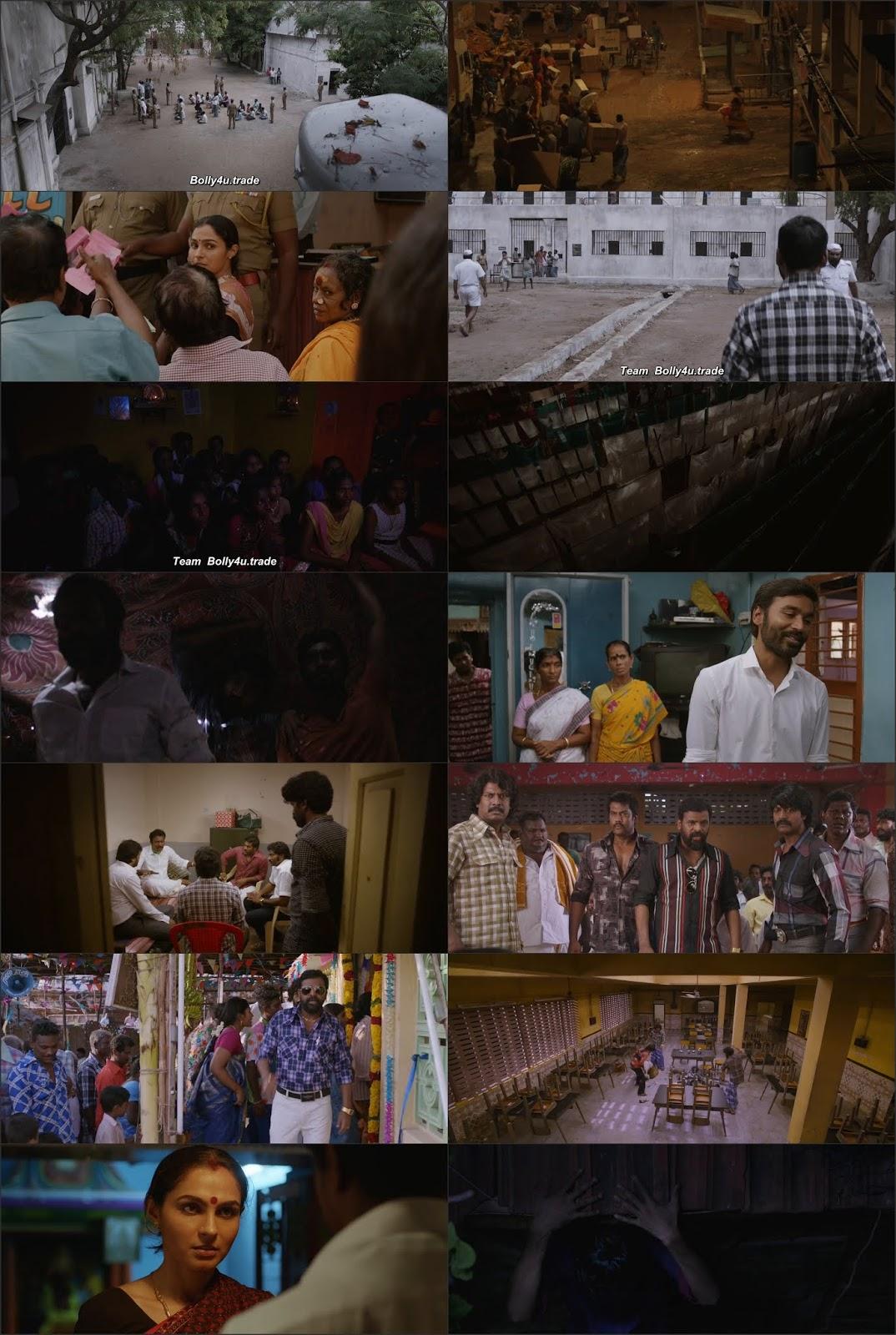 Vada Chennai 2018 HDRip 500Mb UNCUT Hindi Dual Audio 480p Download