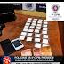 BOQUIRA: SUSPEITOS DE TRÁFICO SÃO PRESOS PELA PM COM CARRO E DROGAS NA BA-156