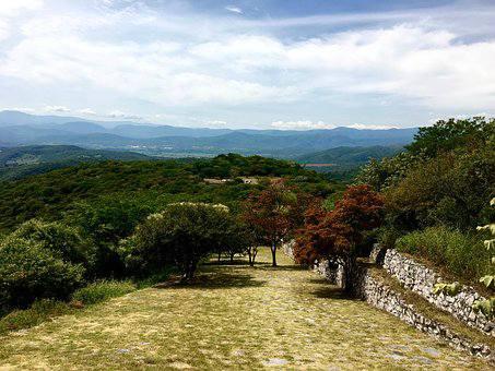 panorama Xochicalco