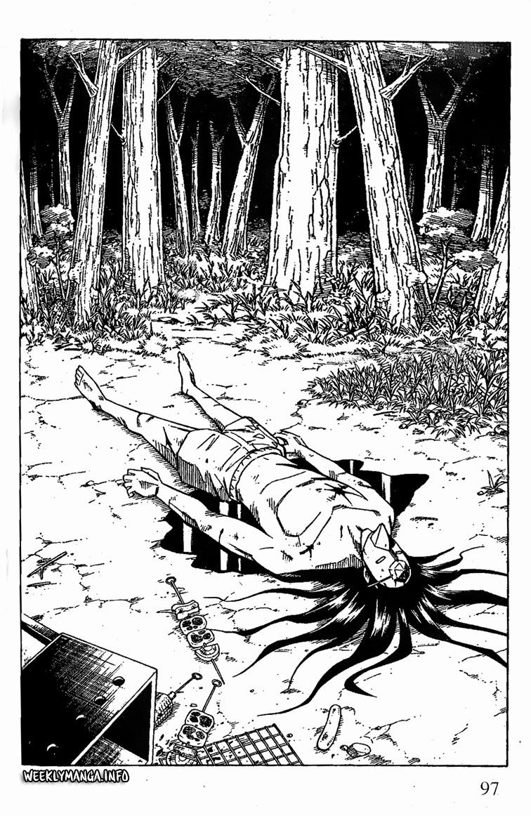 Shaman King [Vua pháp thuật] chap 202 trang 8