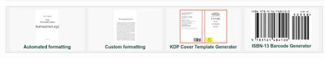 Amazon Kindle eBook ISBN