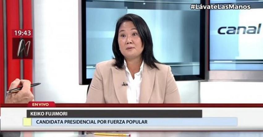 Programas de América Televisión y Canal N se pusieron al servicio de la campaña de Keiko Fujimori. Periodistas denuncian vulneraciones a la libertad de expresión e información
