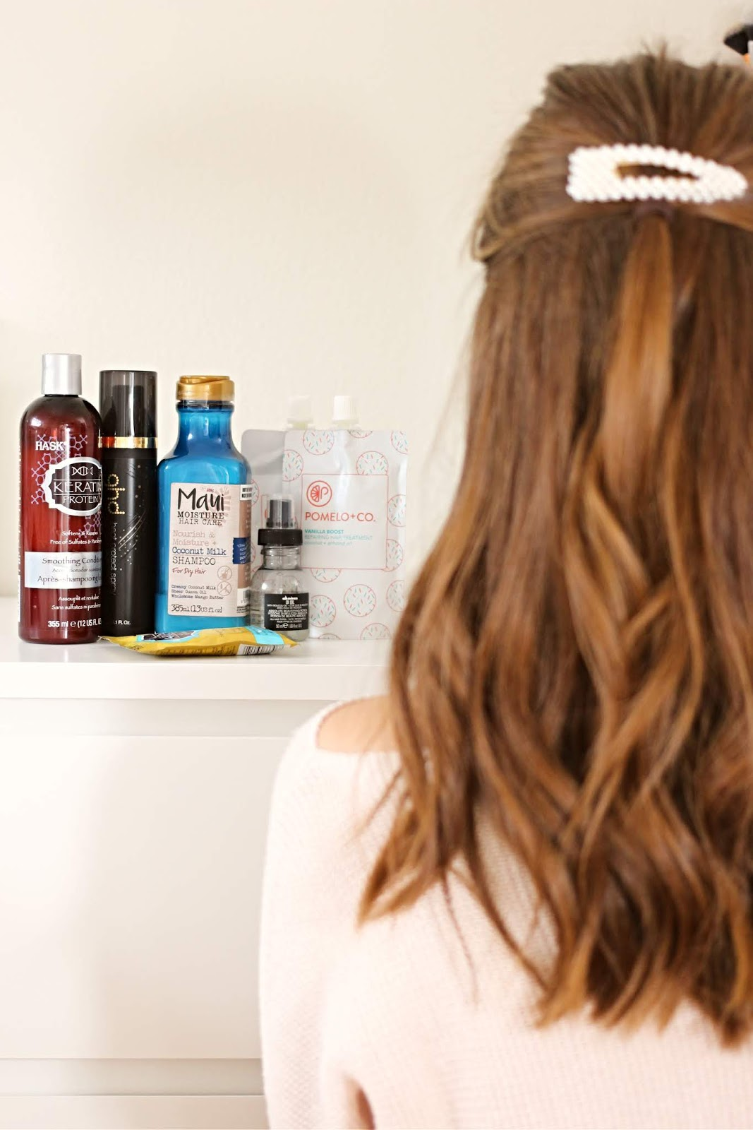 Current Hair Favourites - Long Thick Hair