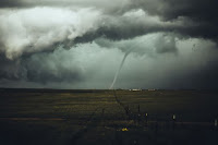 Tornado - Photo by Nikolas Noonan on Unsplash