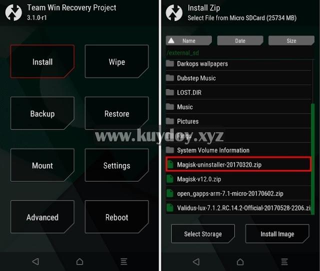 Cara Instal Magisk di Semua HP Android