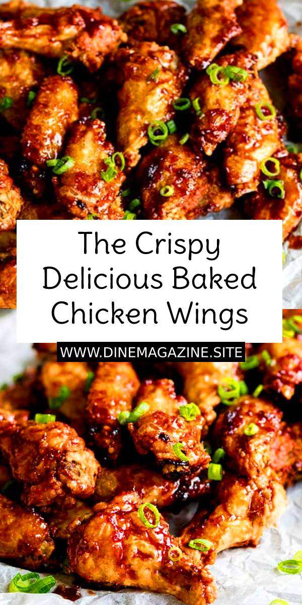 The Crispy Delicious Baked Chicken Wings Recipe | Easy Chicken Recipe | Crispy Chicken Recipe #Easychickenrecipe #chickenrecipe #dinnerrecipe #easydinnerrecipe #crispy #chicken #dish #maindish #baked #bakedchicken #dinner #crispychicken #crispychickenrecipe