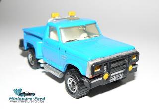 Matchbox, Ford Flareside pick-up
