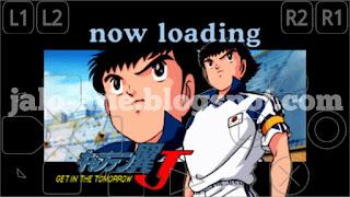 Game Captain Tsubasa PS1/PSX ISO