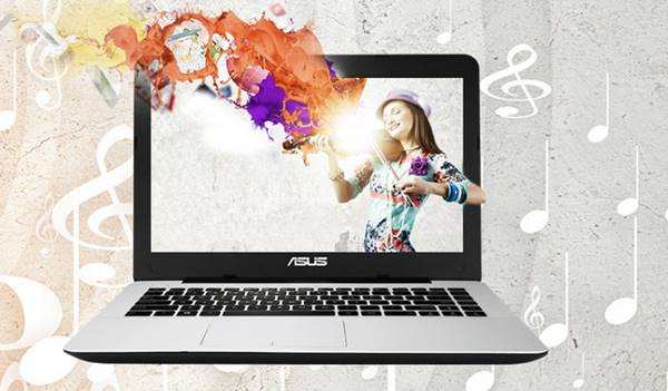 Notebook da Asus vem com tela em HD e processador Core i3