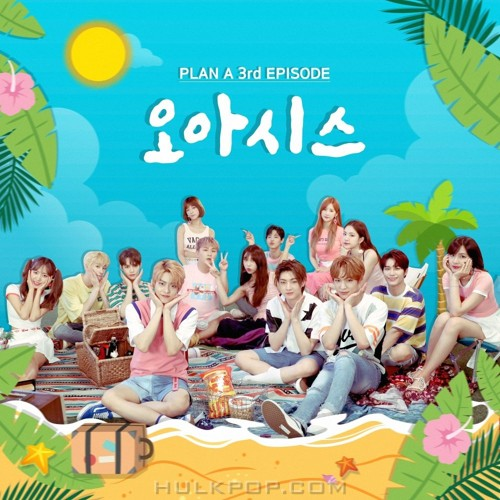 HUH GAK, APINK, VICTON – `PLAN A` THIRD EPISODE – Single