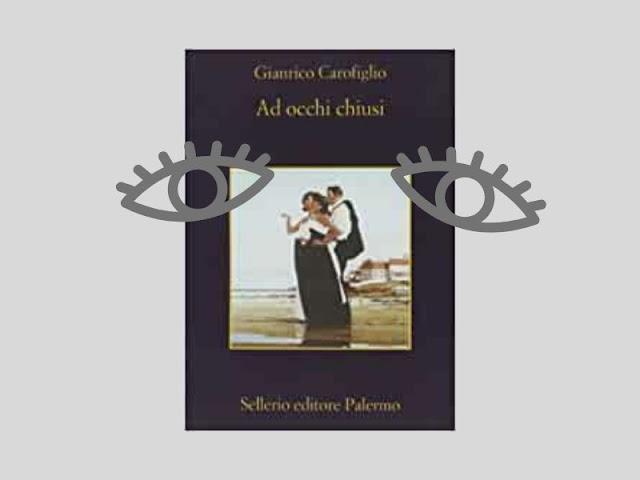 Ad occhi chiusi: il secondo romanzo con Guerrieri