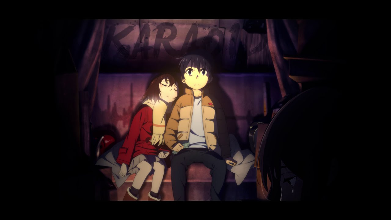 Anime Resea Boku Dake Ga Inai Machi Despus De Merendar