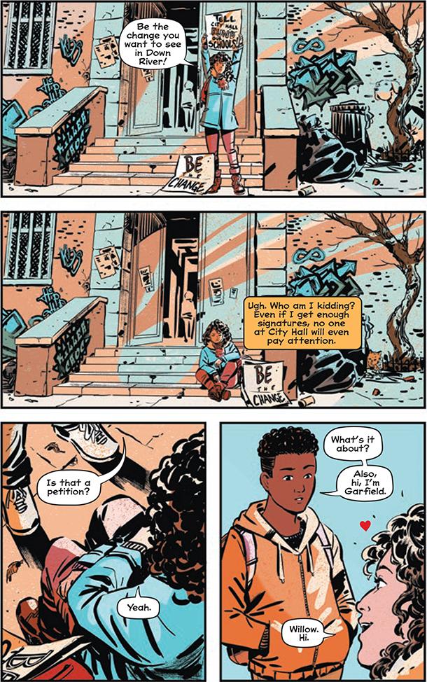 Whistle: A New Gotham City Hero - 1