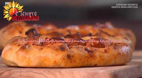 Pizza hot dog ricetta Fulvio Marino