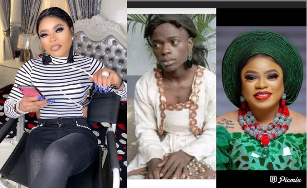 You Will Die Of Poverty If My Throwback Photos Doesn't Inspire You - Bobrisky