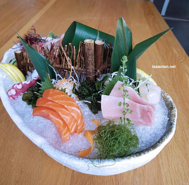 Sashimi Delights