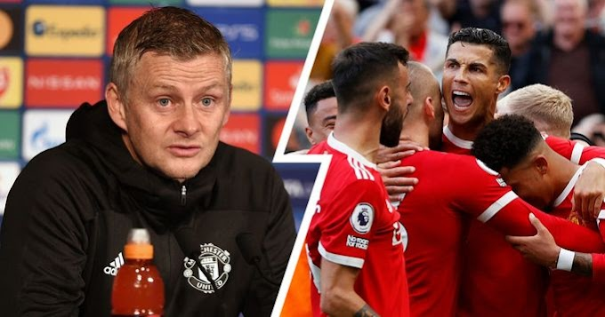 United boss Solskjaer confirmed they are ready to challenge for titles