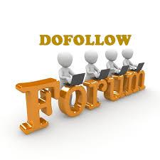 Daftar / list Forum Dofollow Terbaik Indonesia 2016