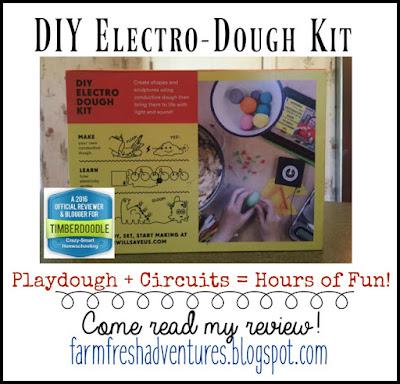 DIY Electro-Dough Kit: Product Review
