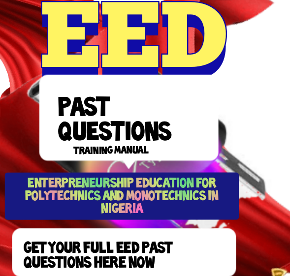 EED PAST questions