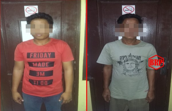 Polisi Tangkap Dua Orang Diduga Budak Sabu di Kota Air, Baca Selengkapnya!