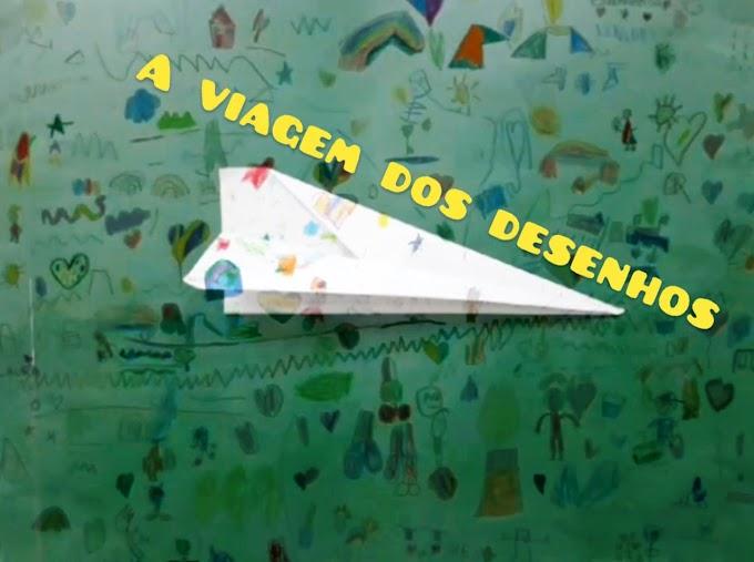 A viagem dos desenhos ( Emef Hipólito José da Costa) - Rodrigo Pignatari