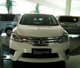 Harga Kredit Nissan Grand Livina Terbaru desember 2016