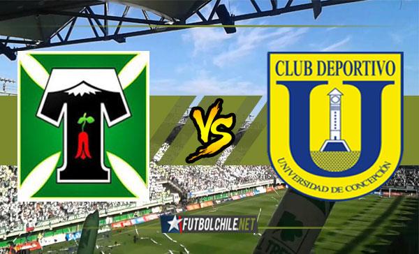 Deportes Temuco vs Universidad de Concepción - 12:00 h -  09/12/17