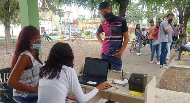 22.274 nuevos electores inscritos en Lara