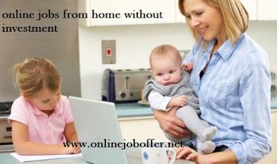 Legit Online Jobs For Moms From Home