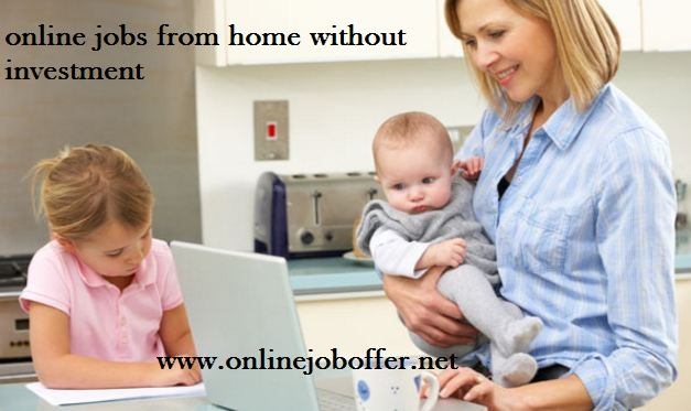 Legit Online Jobs For Moms From Home