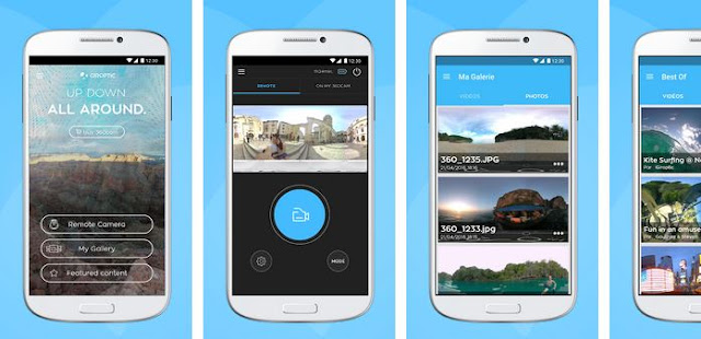 aplikasi kamera 360 derajat - 360Cam
