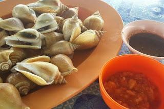 Gonggong ialah salah satu jenis siput yang dapat ditemukan dengan gampang di Riau Memasak sendiri Siput gonggong Yuk Coba Resepnya