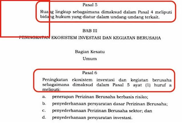 Presiden Joko Widodo (Jokowi) telah menandatangani Undang-undang Cipta Kerja. Kini, aturan yang dikenal dengan sebutan Omnibus Law itu telah menjadi Undang-undang Nomor 11 Tahun 2020.