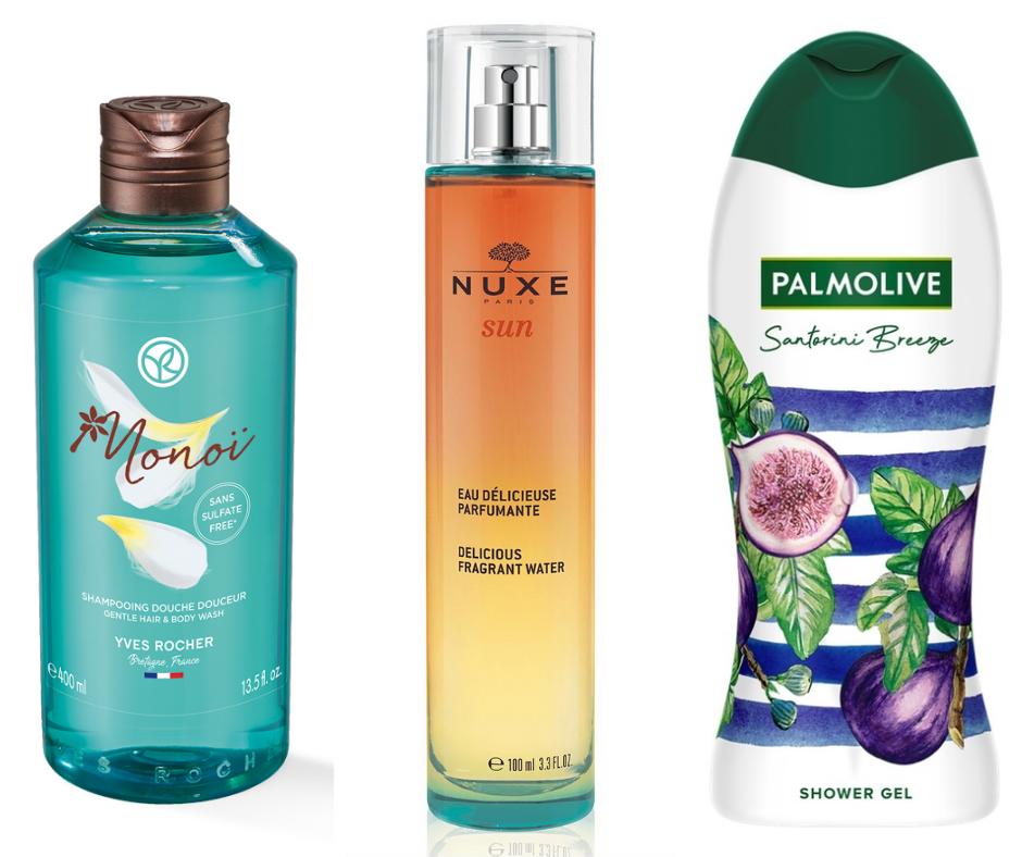 mirišljavi ljetni proizvodi