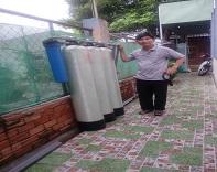 hệ thống lọc nước sạch cho gia đình