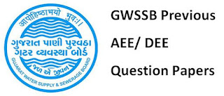 GWSSB Answer Key Results 2016-17