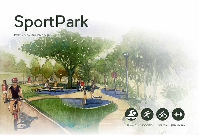 Sport Park Synthesis Homes