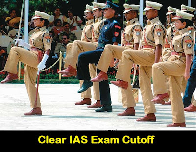 Clear IAS Exam Cutoff