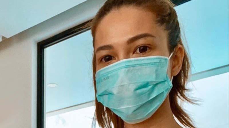 Andrea Dian ceritakan kepanikan Saat Positif Terinfeksi Virus Corona