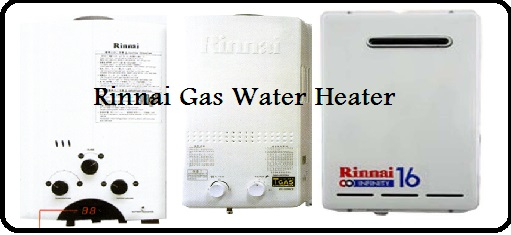 Harga Rinnai Gas Water Heater