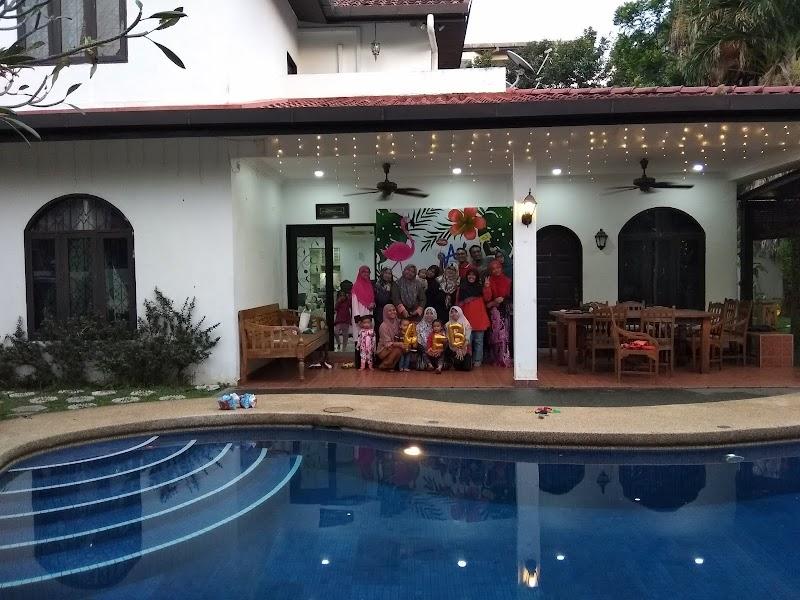 AFB Fun Day Di Banglo Mewah Taj Villa, Taman Zooview