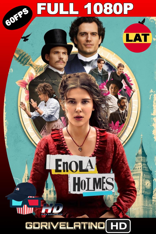 Enola Holmes (2020) NF WEB-DL FULL 1080p (60 FPS) Latino-Ingles MKV