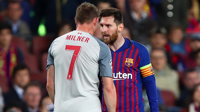 Liverpool won't go near Messi - Jamie Carragher