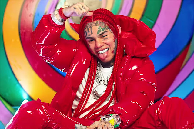 6ix9ine & Nicki Minaj's 'Trollz' Launches at No. 1 on Billboard Hot 100, Lil Baby's 'The Bigger Picture' Debuts at No. 3
