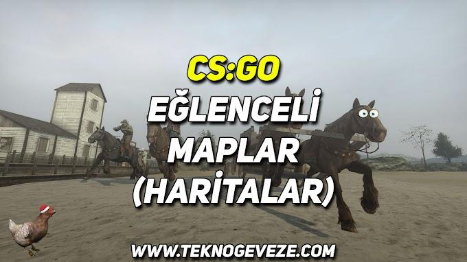 CS:GO Eğlenceli Haritalar (CO-OP)