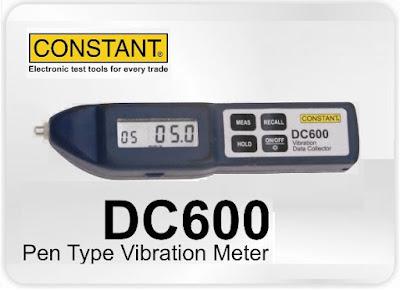 Jual Constant DC600 Pen Type Vibration Meter