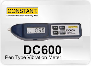 Darmatek Jual Constant DC600 Pen Type Vibration Meter